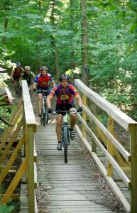 Canal Loop Trail biking