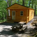 Energy Lake Campground Cabin