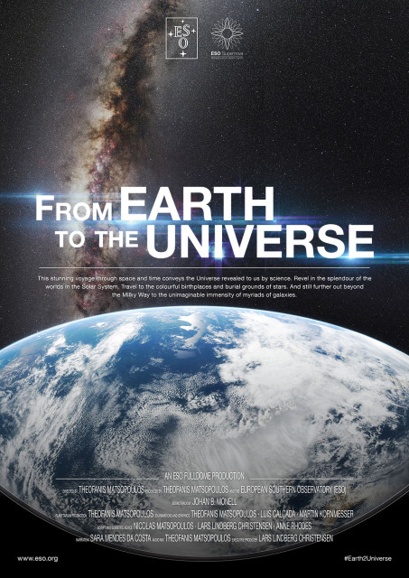 From Earth to the Universe Planetarium Show