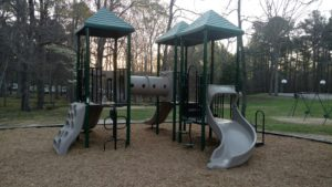 New Hillman Ferry Playground built in 2016