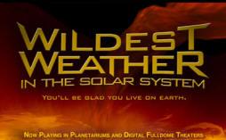 Wildest Weather in the Solar System Planetarium Show