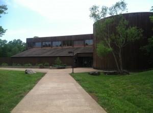 Golden Pond Visitor Center and Planetarium