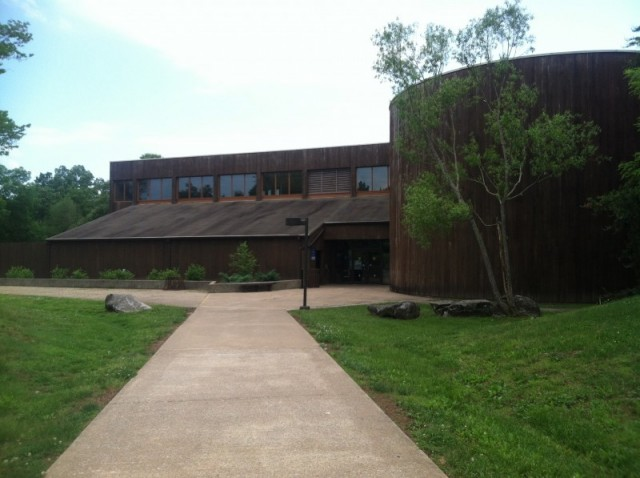 Golden Pond Visitor Center and Planetarium