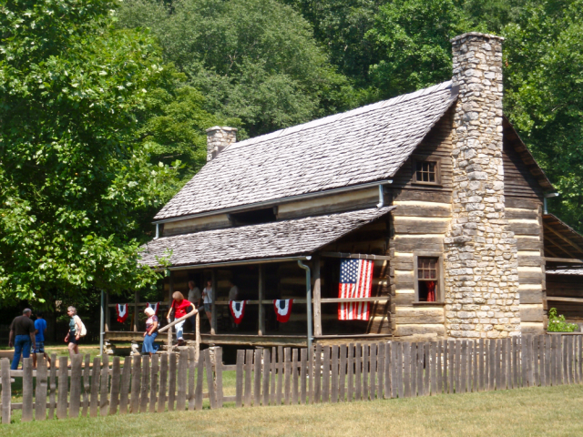 Independence Day At The Homeplace 1850s Working Farm