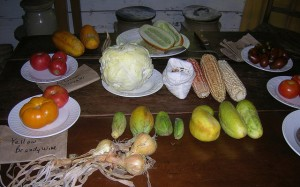 Harvest at the Homeplace
