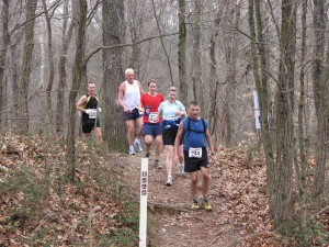 West Kentucky Runners Club Trail Run