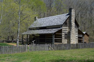Spring at the Homeplace