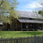 Homeplace Double-pen House, Photo by Kelly Benett