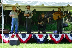 Homeplace Pickin' Party at Land Between The Lakes