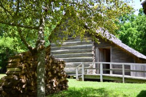 Homeplace 1850s Working Farm and Living History Museum, Photo by Kelly Bennett