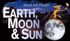 Earth, Moon, and Sun Planetarium Show