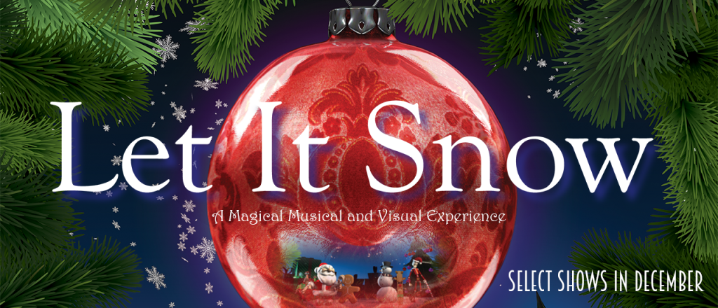 Let It Snow Holiday Planetarium Show