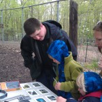 Homeschoolers activities at Nature Station