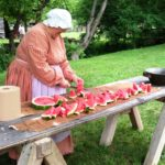 Independence Day at the Homeplace 1850s Working Farm and Living History Museum