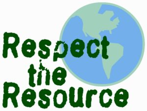 Respect the Resource Logo