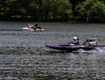 Watch the adrenaline flow at the Kentucky Drag Boat Associations races at Pisgah Bay in Land Between the lakes