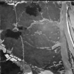 Fox Hollow area aerial photo taken June 9, 1980