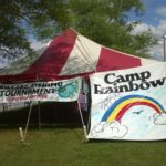 Camp Rainbow 2016 at Brandon Spring Group Center in Land Between the Lakes National Recreation Area.