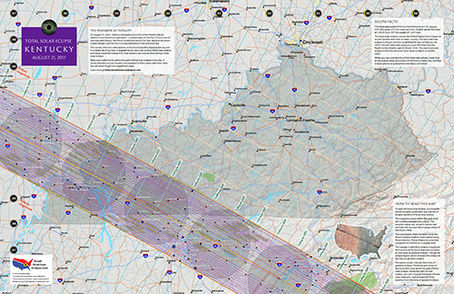 solar eclipse map of totality across western kentucky